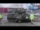 Eestisse saabusid Ühendkuningriigi tankid ja liikursuurtükid Viimne uus
