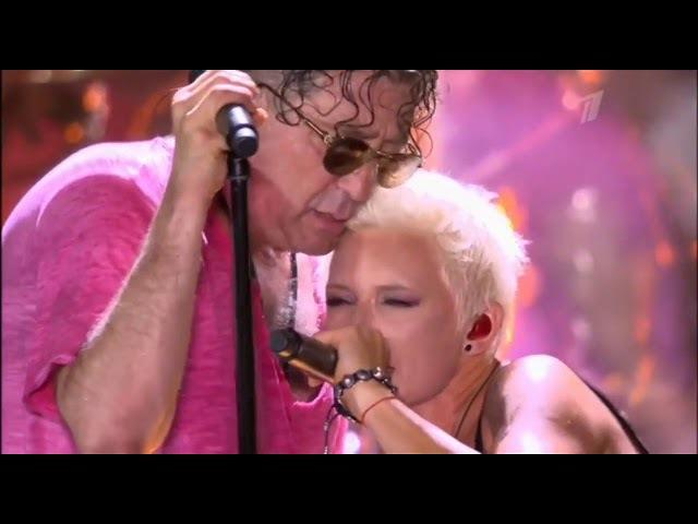 (3) Григорий Лепс и Диана Арбенина — «Берега», «Жара – 2017» в Баку, /25.08.2017 - YouTube
