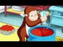 Curious George 403 Night Of The Weiner Dog Full Episode HD Cartoons For Children