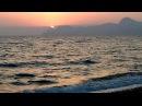 Крым, Судак, Меганом, закат в сентябре. Релакс.