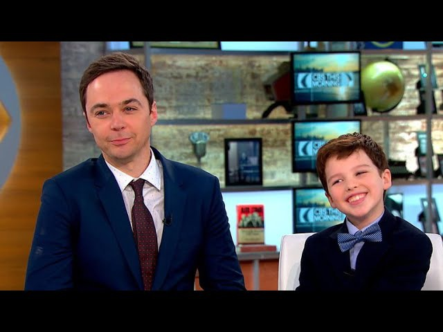 Jim Parsons and Iain Armitage talk CBS' Young Sheldon