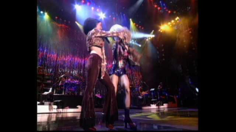 Madonna - Express Yourself (Girlie Show pt5)