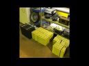Тест литиевого акб емкостью 100а ч от D Style Audio