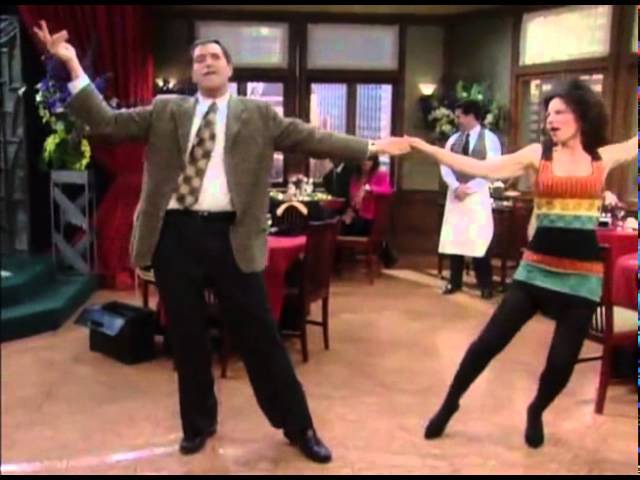 Hustle Dance (The Nanny) and Funny Bits