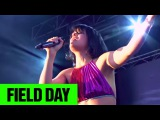 Bat For Lashes - Laura Field Day 2013 Festivo