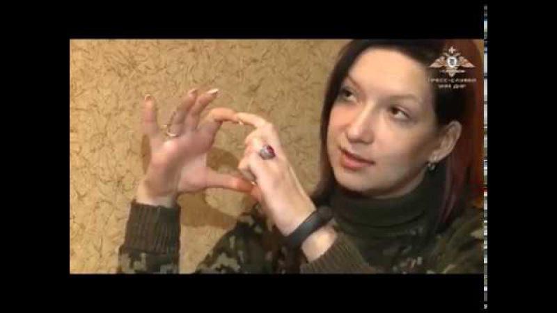 Катерина Панфилова (*позывной Лиса).
