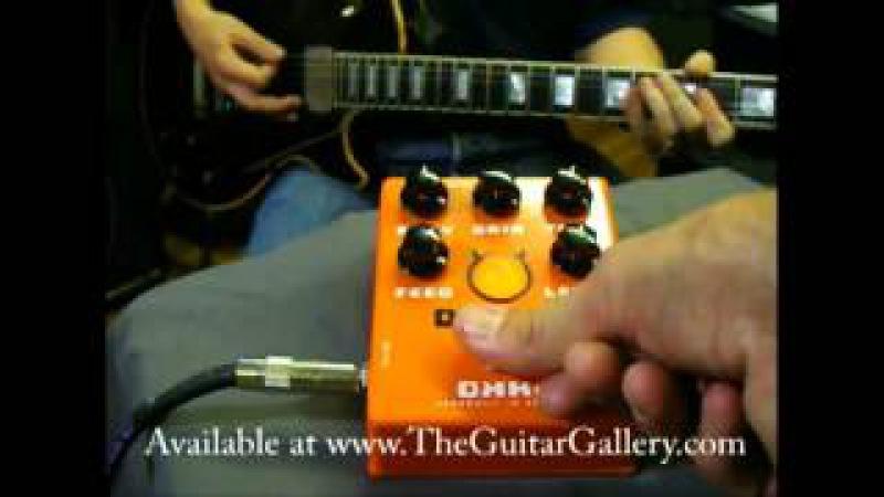OKKO Diablo Overdrive Demo at The Guitar Gallery