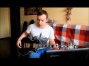 Электрогитара из Китая Aliexpress guitar unboxing and sound check