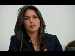 Tulsi Gabbard Fights Back Against U.S. Arming ISIS!