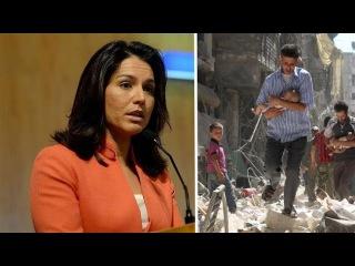 Tulsi Gabbard Sets the Record Straight on Syria