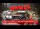 Gravel - Dev Diary 2 - Four disciplines