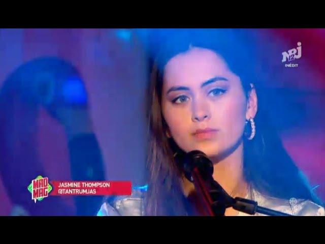 Jasmine Thompson Mad World Live at MadMag NRJ12 France