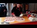გლდანის შაურმა. Как делается самая лучшая Шаурма в мире The best Doner Kebab in Tbilisi
