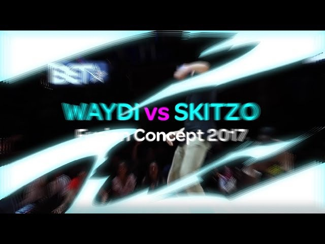WAYDI vs SKITZO THE BEST DOPE MOMENTS Exhibition Battle