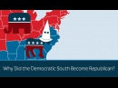 Why Did the Democratic South Become Republican