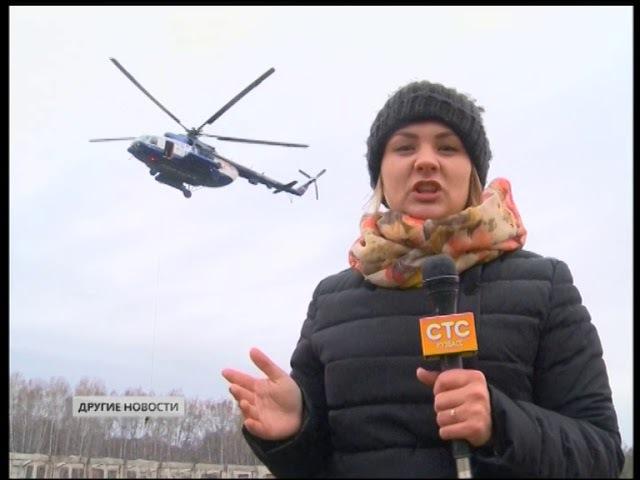 Бойцы СОБР Кузбасской Росгвардии провели учения по десантно-штурмовой подготов...