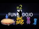 FUN DOJO - Gang Beasts 4 игрока 2