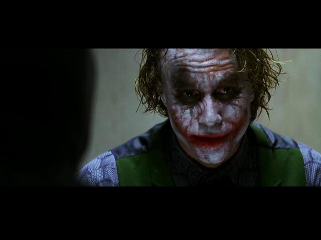 Допрос Джокера | Тёмный рыцарь