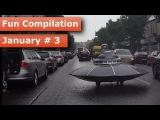 BugagaTV НЛО На Колесах Приколы и Фейлы 2017 Январь 3