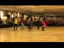 All Katchi All Night Long Line Dance by Kerry Maus @2017 Windy City