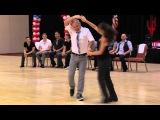 1st Place Champions West Coast Swing, Robert Royston &amp Torri Smith-2015 Phoenix 4th of July