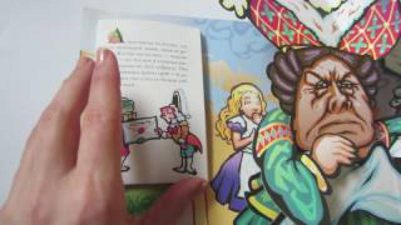 Алиса в стране чудес Роберта Сабуды, обзор
