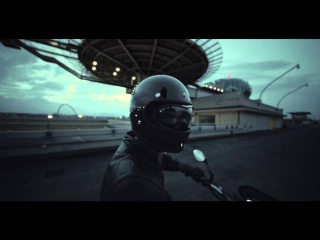 YAMAHA MT09 STREETTRACKER - nowa wersja Dark Side of Japan