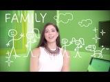 German Words of the Week with Alisa - Family