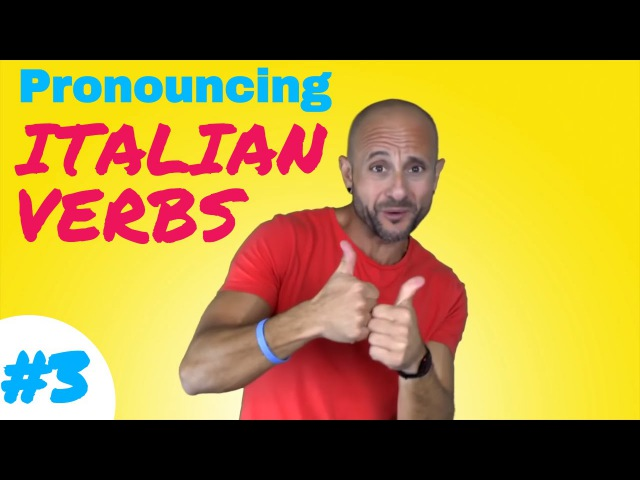 COMPRARE Learn Italian Verbs and Pronounce Italian Questions in the Present Tense (PART 3 of 12)