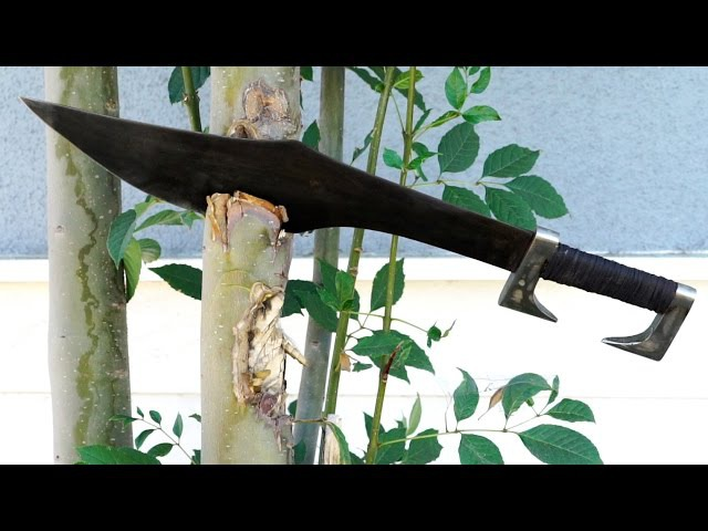 Knife making 300 Spartan Sword