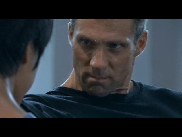 Легенда о Брюсе Ли 2 (2008)_2. Бой с неизвестным.