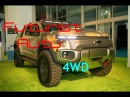 US Army Tests The World Most Quiet Military Vehicle Chevrolet Colorado ZH2 US Marines Training