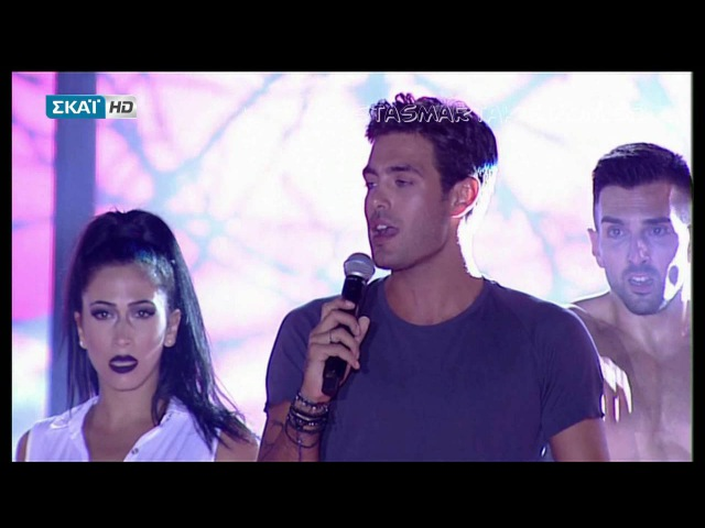 Kostas Martakis Panta Tha Zis Super Music Awards 2016