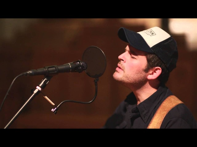 Gregory Alan Isakov covers The Trapeze Swinger