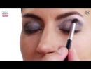 Виртуальная школа макияжа с косметикой Deluxe от LR Как сделать дымчатый макияж глаз