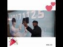 Kevin with his BD Billboard fancam 21 11 17
