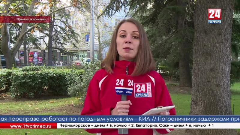 Сейчас мы находимся в солнечной Ялте,где с раннего утра личные приёмы граждан ведут вице-премьеры и министры правительства Крыма