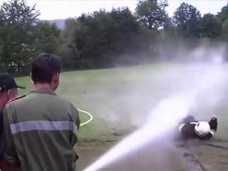 Причина стать пожарным