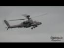 McDonnell Douglas AH 64 Apache Cosford Air show 2017