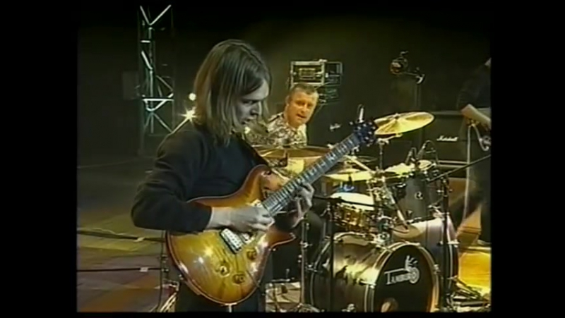 Carl Palmer Band - Live at Rock In My Heart Festival 2004 - Bucharest