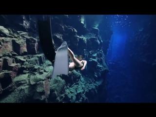Фридайвинг в Исландии (VHS Video)
