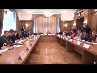 Совет блогеров в Госдуме: без Спилберг, но с Лизой Песковой.