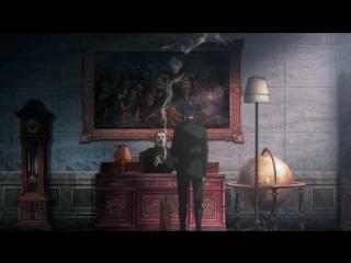[MedusaSub] Youjo Senki | Сказание о маленькой девочке – 4 серия – русские субтитры