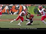 NFL 2017-2018  PS  Week 02  Kansas City Chiefs - Cincinnati Bengals  1Н  19.08.2017  EN