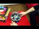 650 рублей в наличии диско-шар... Отличная вещь для вечеринки дома и детских праздников)))