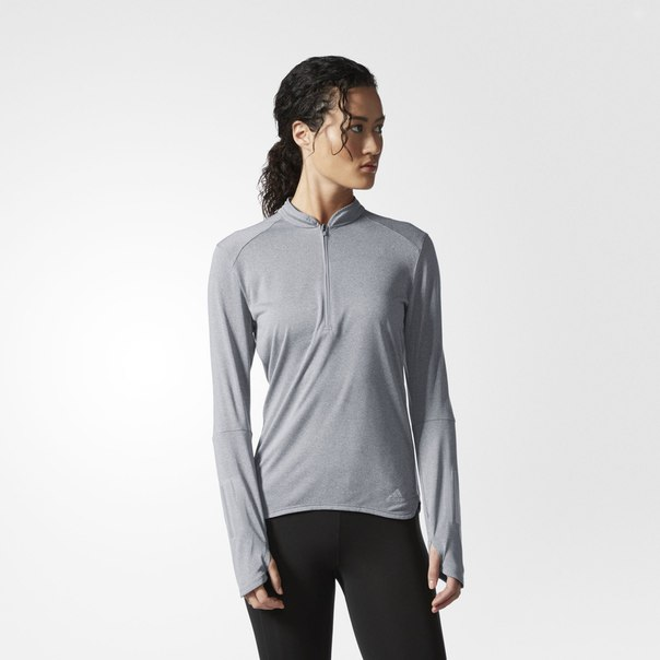 Джемпер  RS LS ZIP TEE W