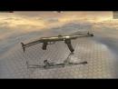 PPS-43 ППС - Пистолет-пулемёт Судаева