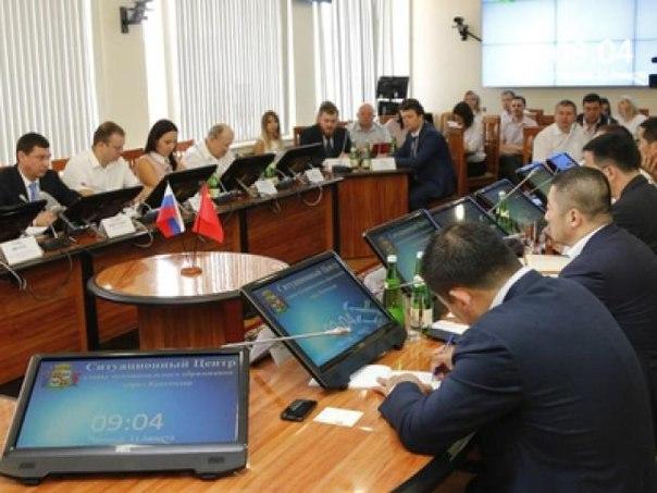 Делегация Китая приехала в КраснодарГлава города встретился с предста