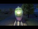 Веселые паровозики из Чаггингтона Не угнаться за Коко (Сезон 1⁄Серия 1) - мультики для детей