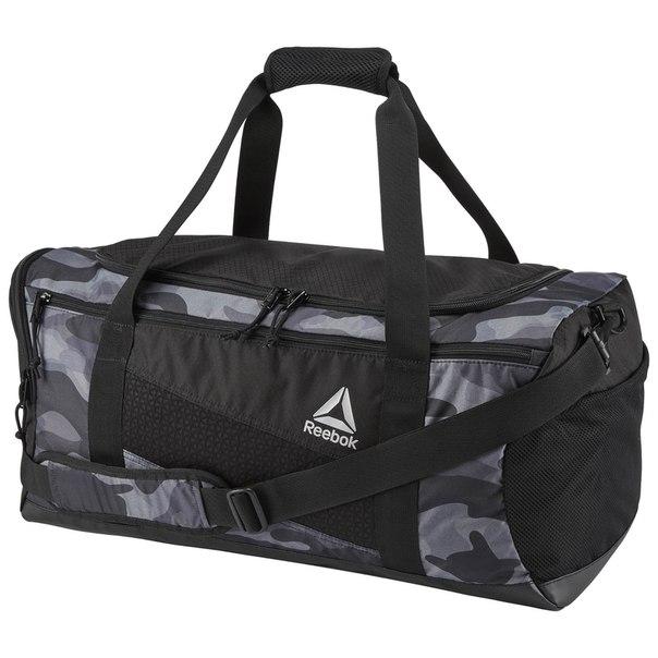 Спортивная сумка Reebok Camo Print, 48 л